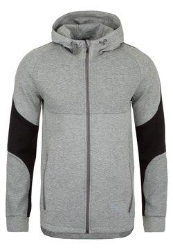 Puma - Zip-up hoodie - gray