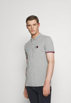Tommy Hilfiger Tailored - LOGO - Poloshirt - grey