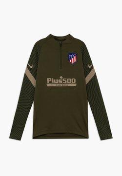 Nike Performance - ATLETICO MADRID  - Equipación de clubes - cargo khaki
