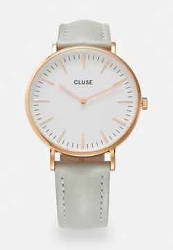 Cluse - BOHO CHIC - Uhr - rose gold-coloured/white/grey