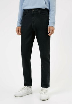HUGO - Slim fit -farkut - black