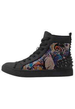 Steve Madden - CHAOS - Sneaker high - blue/multicolor
