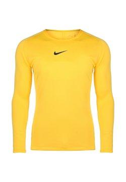 Nike Performance - Funktionsshirt - tour yellow / black