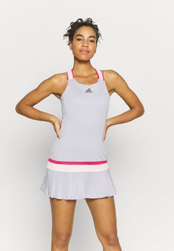adidas Performance - PRO HEAT SPORTS SLIM DRESS SET - Sportklänning - glow grey