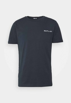 Replay - TEE - Camiseta básica - blue