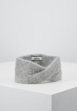 Moss Copenhagen - KIKKA HEADBAND - Oorwarmers - light grey