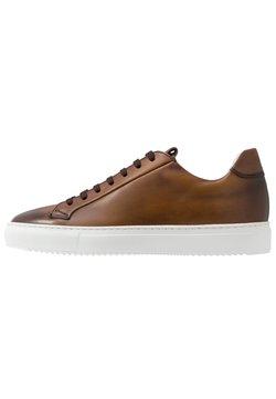 Doucal's - Sneaker low - brandy/bianco