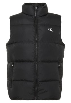 Calvin Klein Jeans - Weste - black
