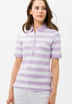 BRAX - STYLE CLEO - Poloshirt - lilac