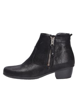 Waldläufer - Ankle Boot - schwarz
