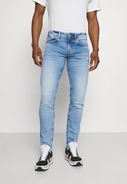 Pepe Jeans - HATCH - Jean slim - light-blue denim