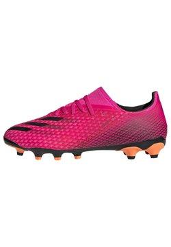 adidas Performance - Chaussures de foot à crampons - pink