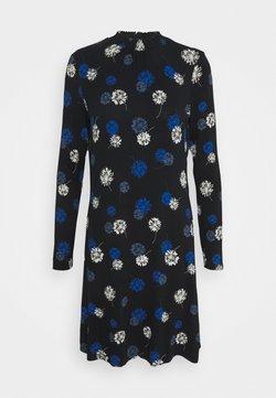 Marks & Spencer London - ANDELION SWING - Jerseykleid - black
