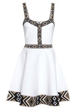 maje - ELIEF - Sukienka koktajlowa - blanc