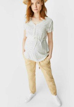 C&A - Bluse - white