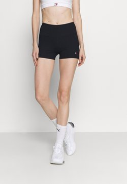 Tommy Hilfiger - FITTED SHORT - Tights - blue