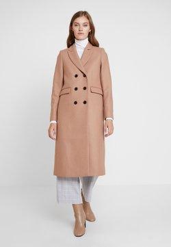 IVY & OAK - CLASSIC DOUBLE BREASTED COAT - Płaszcz wełniany /Płaszcz klasyczny - winter camel
