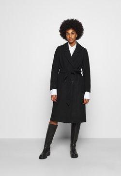 Monki - LOUISE COAT - Classic coat - black