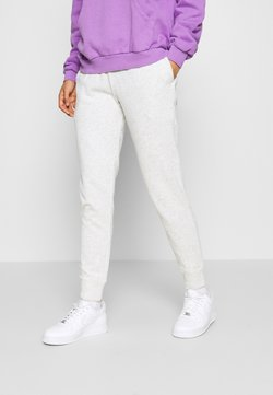 Hollister Co. - LOGO - Jogginghose - light grey