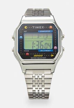 Timex - T80 PAC MAN UNISEX - Montre à affichage digital - silver-coloured