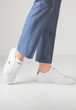Lacoste - CARNABY - Sneaker low - white