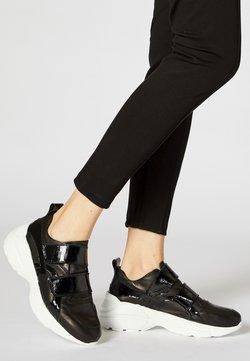 faina - Sneakers laag - black
