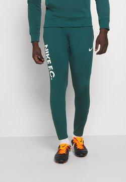 Nike Performance - FC PANT - Jogginghose - dark atomic teal/white/healing jade