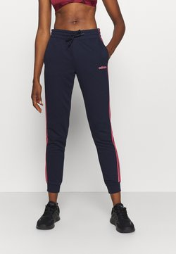 adidas Performance - PANT - Verryttelyhousut - dark blue/light pink