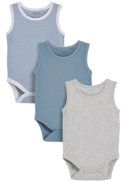 Next - 3 PACK - Body - blue
