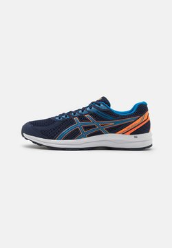ASICS - GEL-BRAID - Laufschuh Neutral - peacoat/electric blue