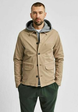 Selected Homme - Leichte Jacke - greige