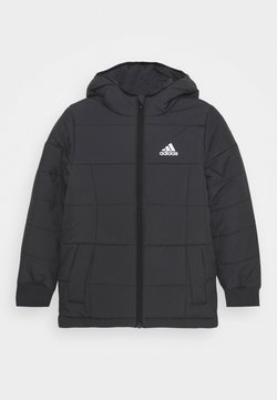 adidas Performance - PADDING ATHLETICS SPORTS MIDWEIGHT JACKET - Talvitakki - black/white