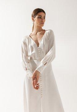 ANNA ETTER - Cocktailklänning - white