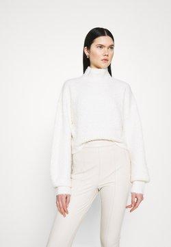 Monki - FIONA - Neule - off white