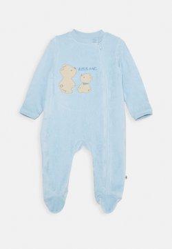 Jacky Baby - WAGENANZUG BASIC LINE NEWBORN - Pyjamas - hellblau