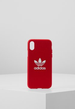 adidas Originals - MOULDED CASEFOR IPHONE X/ IPHONE XS  - Kännykkäpussi - scarlet