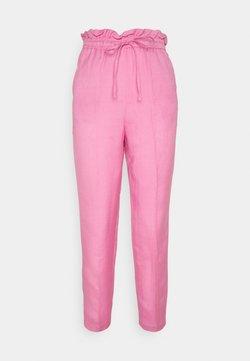 b.young - BYDORATA PANTS  - Trousers - fuchsia pink