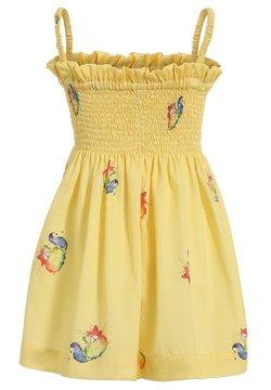Evika Kids - Korte jurk - yellow