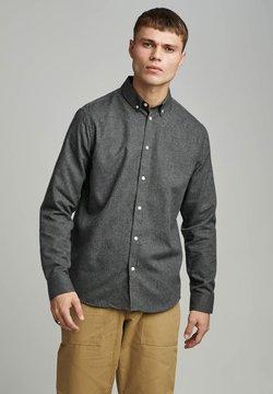 Anerkjendt - Overhemd - granit grey mel