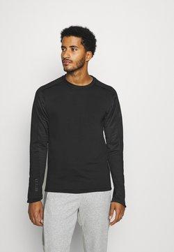 adidas Performance - DESIGNED 4 TRAINING COLD.RDY SPORTS - Bluza - black