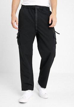 Carhartt WIP - ELMWOOD PANT MECHANICAL STRETCH - Cargo trousers - black