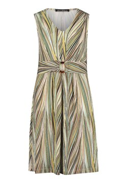 Betty Barclay - Jerseykleid - Cream/Green