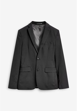 Next - SUIT JACKET (12MTHS-16YRS)-TAILORED FIT - Colbert - black