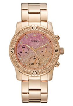 Guess - LADIES SPORT - Watch - rosegold-coloured