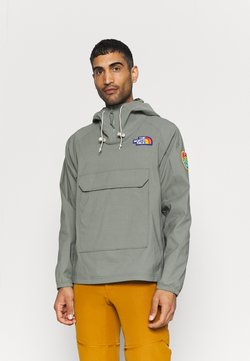 The North Face - PRINTED CLASS FANORAK - Outdoorjas - agave green