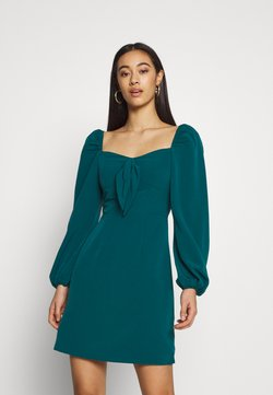 Glamorous - CARE BARDOT DRESS - Kjole - green