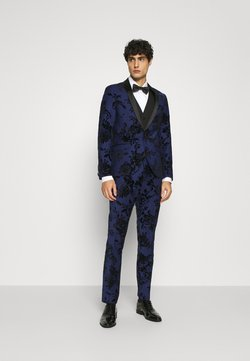 Twisted Tailor - MALKOVICH SUIT - Costume - blue