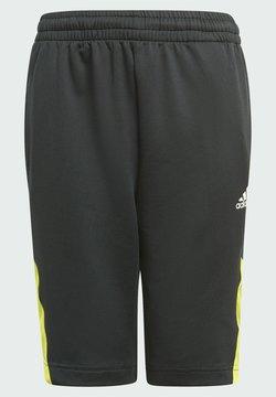 adidas Performance - PREDATOR FOOTBALL-INSPIRED SHORTS - Pantalón corto de deporte - black