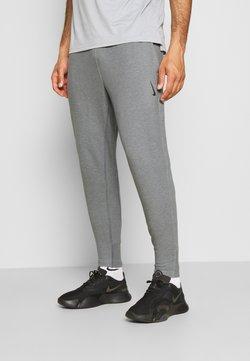 Nike Performance - DRY PANT RESTORE - Pantalon de survêtement - iron grey heather/black