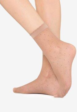 Calzedonia - Socken - nude/mottled beige
